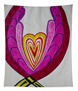 When Love Blooms.. Tapestry