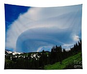 Whirling Clouds  Tapestry