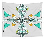 Whirly Birds Tapestry