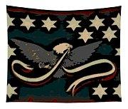 Whiskey Rebellion Flag Tapestry