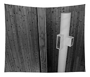 White Pipe Tapestry