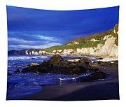 White Rocks Strand, County Antrim Tapestry