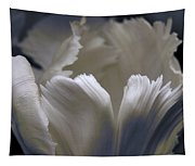 White Tulip Tapestry