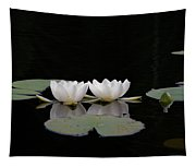 White Water-lily 6 Tapestry