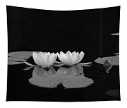 White Water-lily 7 Tapestry
