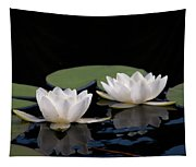 White Water-lily 8 Tapestry