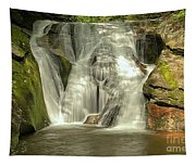 Widows Creek Falls Tapestry