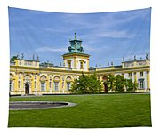 Wilanow Palace - Warsaw Tapestry