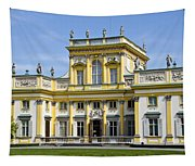Wilanow Palace And Museum - Poland Tapestry