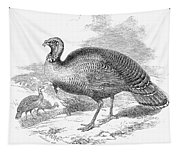 Wild Turkey, 1853 Tapestry