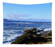 Wild Waves Tapestry