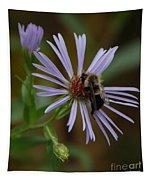 Wildflower Bee Tapestry