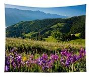 Wildflowers Umbria Tapestry