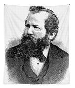 Wilhelm Steinitz (1836-1900) Tapestry