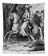 Wilhelmina Of Prussia Tapestry