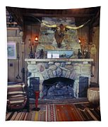 Will Rogers Home Tapestry