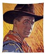 William Surrey Hart Tapestry
