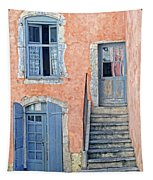 Window And Doors Provence France Tapestry