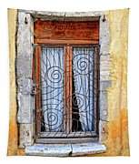 Window Provence France Tapestry