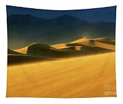 Death Valley Windswept 2 Tapestry