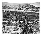 Winter Sets In Tapestry