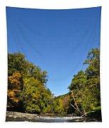 Wissahickon Blue Skies Tapestry