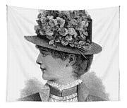 Womans Hat, 1883 Tapestry