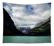 Wonderland Of Lake Louise Tapestry