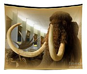 Wooly Mammoth Tapestry