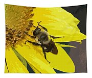 Working Bee Tapestry