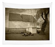 Wye Mill - Sepia Tapestry