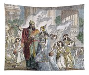 Xerxes I & Esther Tapestry