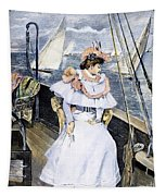 Yachting Costume, 1894 Tapestry