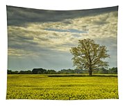 Yellow Meadow Tapestry