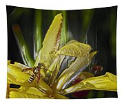 Yellowjacket Tapestry