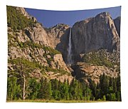 Yosemite Fall's Spring Flow Tapestry