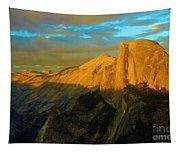 Yosemite Golden Dome Tapestry