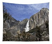 Yosemite Water Fall Tapestry