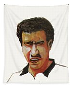 Younes El Aynaoui Tapestry
