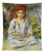 Young Algerian Girl Tapestry