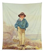 Young England - A Fisher Boy Tapestry