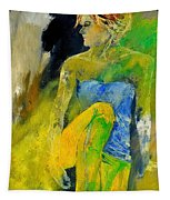 Young Girl 572180 Tapestry