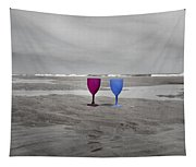 Your Wine Is Waiting Tapestry