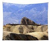 Zabriske Point Tapestry