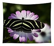 Zebra Longwings Tapestry