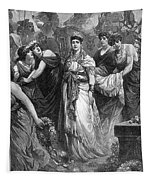 Zenobia (d. After 274 A.d.) Tapestry
