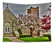 Zion Lutheran Church Tapestry