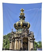 Zwinger Palace Crown Gate Tapestry