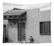 Adobe House  Tapestry