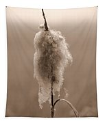 Broadleaf Cattail 2 Tapestry